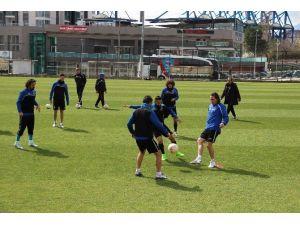 Karabükspor'da Samsunspor Hazırlıkları Tamam