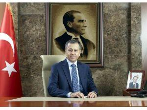 Gaziantep Valisi Ali Yerlikaya;