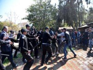 Akdeniz Üniversitesi'nde Nevruz Kutlamasına Müdahale