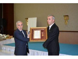 Gazilere, Devlet Övünç Madalyası Verildi