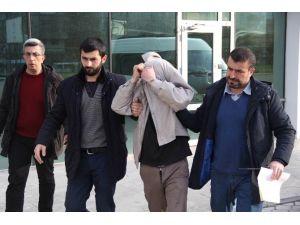 Sigara Hırsızlığı Zanlısı Tutuklandı