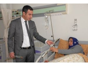 Viranşehir Devlet Hastanesi'nde Psikososyal Destek Birimi Açıldı