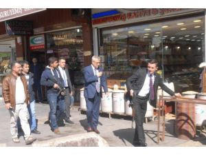Diyarbakır Cumhuriyet Başsavcısı, Elçi'nin Öldürüldüğü Yerde İnceleme Yaptı