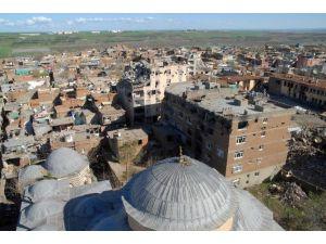 Tarihi Kurşunlu Camii Harabeye Dönmüş Durumda