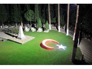 Başkan Şirin Çanakkale Zaferi'nin 101. Yılını Kutladı
