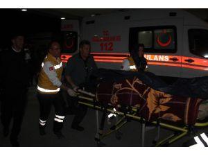 İşçileri Taşıyan Minibüs Devrildi: 13 Yaralı