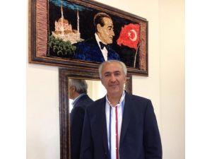 TSK Güçlendirme Vakfı Aydın Şuba Başkanı Tikbaş'ın 18 Mart Mesajı