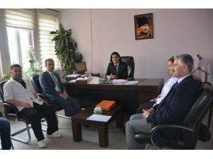 Kaymakam Erkan'dan Tatvan Devlet Hastanesi'ne Ziyaret