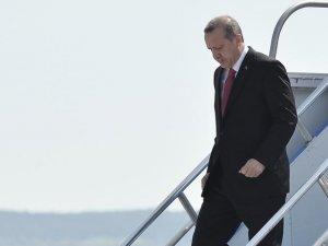 Cumhurbaşkanı Erdoğan Çanakkale'ye gitti