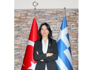 Sema Aydın'a Yunanistan-türkiye Arasında Yeni Görev