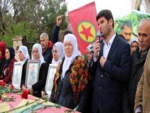 PKK'lı Cenazesine Katılan HDP'li Aslan'a Soruşturma