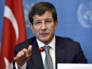 Davutoğlu: Mülteci Meselesi Türkiye İçin Pazarlık Konusu Değildir