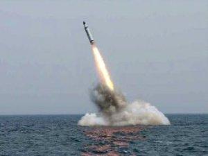 Kuzey Kore'den Balistik Füze ile Gözdağı