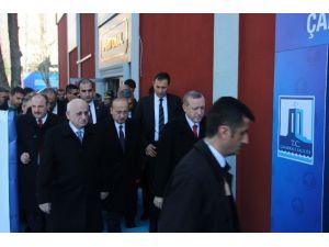 Cumhurbaşkanı Erdoğan Çanakkale'de