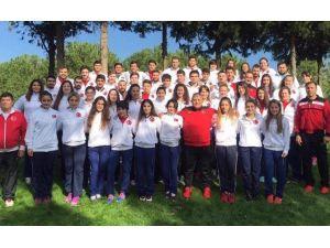 Kocaelili 4 Judocu Avrupa Kupasında