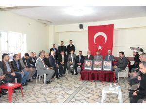 Mardin'de Şehitler İçin Taziye Düzenlendi