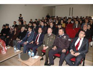 18 Mart Çanakkale Şehitleri Anma Günü Ve Deniz Zaferi Hanönü'de Kutlandı