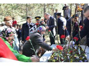 Sungurlu'da Çanakkale Zaferi Ve Şehitleri Anma Etkinliği