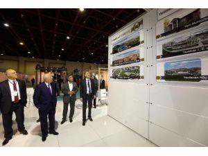 Antalya EXPO'ya Yenimahalle Damgası