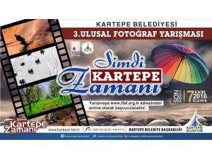 Kartepe 3. Ulusal Fotoğraf Yarışması Başladı