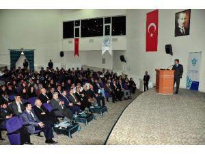 NEÜ'de Sağlık Turizmi Konferansı