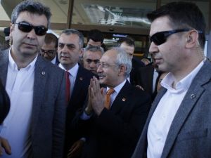 Kılıçdaroğlu Antalya'da