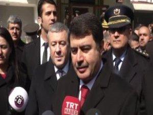 Vali Şahin: Nevruz'la İlgili Gerekli Her Türlü Tedbir En Üst Seviyede Alındı