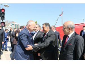 Alaşehir'de Şehitlik Anıtı Ve Müzesi Açıldı