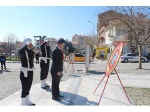 Domaniç'te Çanakkale Zaferi'nin 101. Yılı Kutlandı
