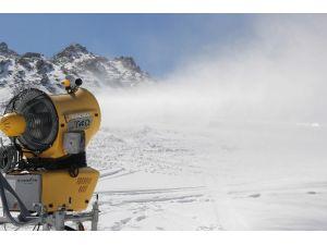 Erciyes'te Kayak Sezonu Devam Ediyor