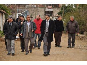 Nazilli'de İhtiyaç Sahibi Aile Yenilenmiş Evine Kavuştu