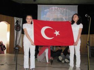 Hisarcık'ta 18 Mart Şehitleri Anma Günü Etkinlikleri