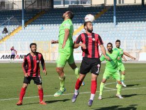 Manisa Bbsk Adliyespor Deplasmanından Eli Boş Dönüyor