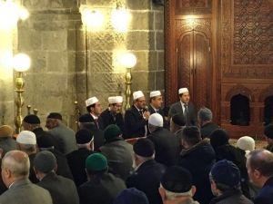 Erzurum'da, Çanakkale Şehitleri İçin Mevlit Okutuldu