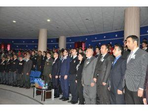 Sincik'te 18 Mart Şehitleri Anma Günü Ve Çanakkale Zaferi Kutlandı