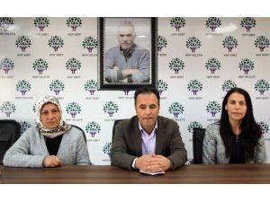 HDP'den 'Gözaltı' Açıklaması