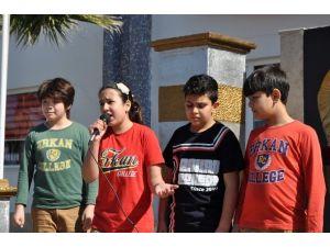 Erkan Koleji, Çanakkale Şehitlerini Andı