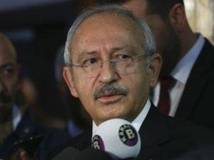 Kılıçdaroğlu'dan Davutoğlu'na ''dokunulmazlık'' yanıtı
