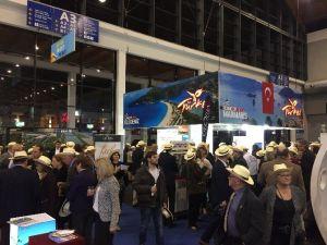 Frıedrıchshafen Turizm Fuarı Galasına Türkiye Damgası