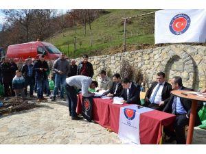 Karadağ'ın Sancak Bölgesinde Sürdürülebilir Tarım Projeleri Devam Ediyor