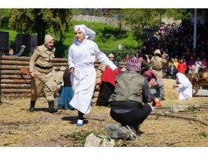 Çanakkale Ruhu Bülent Ecevit Üniversitesi'nde Yaşatıldı