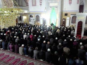 Mahmut Sami Ramazanoğlu Camii'nde Şehitler Anıldı