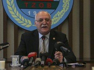 TZOB Genel Başkanı Bayraktar: Ulusal Süt Konseyinden çekiliyoruz