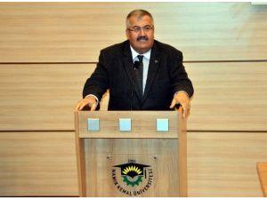 NKÜ'de Çanakkale Zaferi Ve Şehitlik Ruhu Konferansı