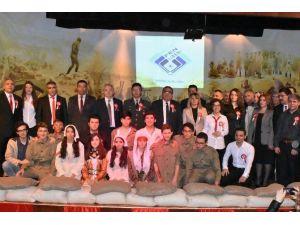 Nazilli'de Çanakkale Zaferi Ve Şahitleri Anma Günü Etkinlikleri