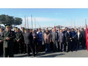 AK Parti Çanakkale Şehitleri İçinsabah Namazında Çorba Dağıttı