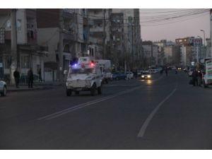 Rögardan Kaçan Teröristler Polisle Çatıştı