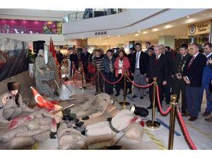 Çanakkale Panaromik Müzesi Tekira'da Açıldı