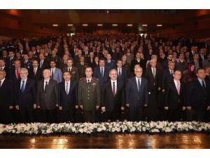 Bursa'da Gazi Ve Şehit Ailelerine Devlet Övünç Madalyası Tevcih Töreni