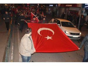 Zonguldak 18 Mart Çanakkale Şehitleri İçin Yürüdü